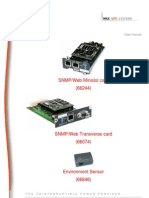 Mge Snmp Cards