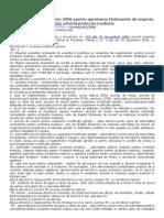 Legea 265-2006 Privind Protectia Mediului