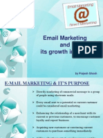 Email Marketing and Its Growth in India