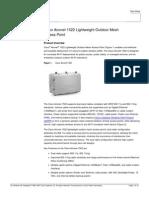 Cisco Aironet 1522 Wireless Mesh Access Point