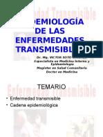 SEMANA 4 EPIDEMIOLOGÍA DE LAS ENF TRANSMISIBLES