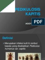 Pedikulosis kapitis