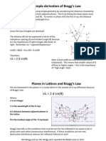 Braggs Law Ppt