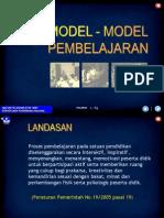 5. Model-Model Pembelajaran (2)