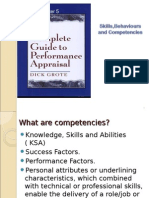 Chapter 5 Skills Behaviours and Competencies