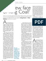 Env Finance Clean Coal July 05 G Cook +P Zakkour