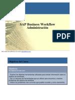Administracion workflow - ForoSAP