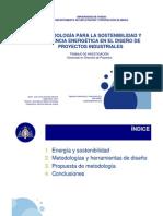 sostenibilidad proyectos industriales
