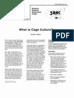 Cage Culture