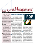 Tyme Management Newsletter April 12- SMI