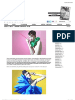 Sazeli Jalal – Paper Gangsta | Idol Magazine