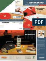 Disc Makers Catalog - October 2008