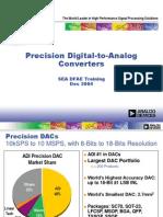 precision DACs