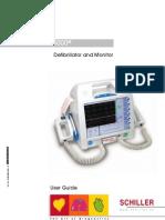 Des Fibril Adores - DeFIGARD 5000 - Manual de Usuario