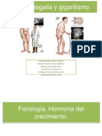 Acromegalia y Gigantismo Final 2