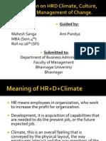 Presentation of SHRP Ppt