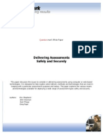 Delivering Assessments Safely and Securely-Letter