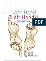 RIGHT HAND LEFT HAND Hypernotes