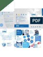 Optimum Medical Solutions - Export Brochure