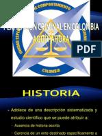Perfilación Criminal Colombia Aquí y ahora