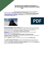 Michele Pontrandolfo parte per la prima spedizione italiana che tenta la traversata integrale della Groenlandia