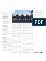 Bletchley Corporate Profile