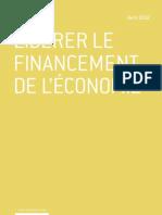 Liberer le financement de l'economie - Robin Rivaton