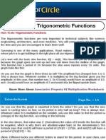 How to Do Trigonometric Functions
