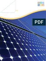 Solar Energy Services Brochure