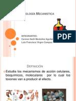 Toxicología Mecanistica EXPOSICION