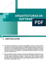 Index Arquitectura de Software