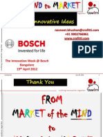 From Market of Mind to Mind of the Market Sent