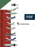 6002 Rex Conveyor Idlers Catalog | Belt (Mechanical) | Bearing