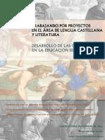 TFM Trabajando por proyectos en el área de Lengua Castellana y Literatura. Israel Vacas-Marga Serrano