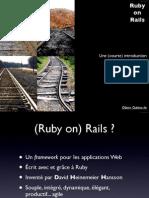Rails Intro Fr