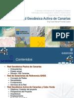 Rede Geodésica Activa de Canarias-Eng.Juan Manuel Poveda Suárez