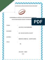 ASUNTOS DE CONSUMIDORES