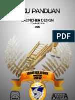 Buku Panduan Lomba Launcher 2012