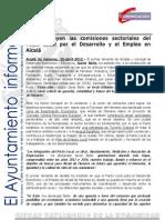 DESARROLLO ECONÓMICO Pacto Local (inicio)