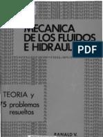 Mecanica Fluidos E Hidraulica