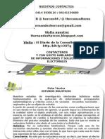 Estudios Holisticos Abril13 2012
