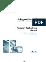 Research Manual (CVMS) V1.2
