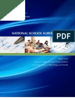 BDA National School Surveyvey 2011