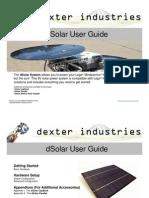 dSolar Manual 4.0
