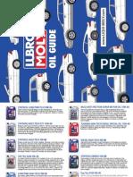 Lubro Moly Oil Guide