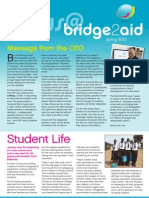 B2A Newsletter Spring 2012