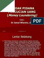 Tindak Pidana Pencucian Uang