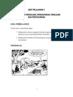 KPD3016 Pengajaran Teknologi Dan Penaksiran (Modul 3)