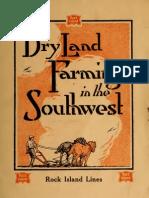 Dry Land Farming in Southwest