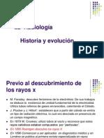 1) Introd. Radiaciones Equipos, Historia 2011